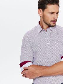TOP SECRET TOP SECREΤ ανδρικο πουκαμισο