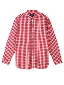 TOP SECRET top secret ανδρικο καρο πουκαμισο