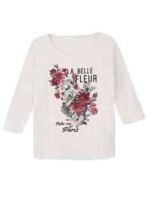 TOP SECRET top secret μπλουζα με φλοραλ print