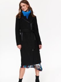 top secret γυναικειο μαλλινο παλτο