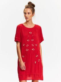 TOP SECRET TOP SECRET loose φορεμα με κεντημα