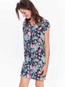 TOP SECRET TOP SECRET φορεμα με summer print
