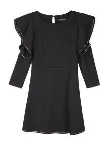 TOP SECRET top secret μινι φορεμα με τρουκς