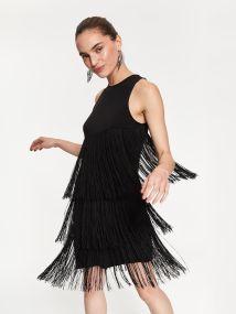 top secret φορεμα με κροσια