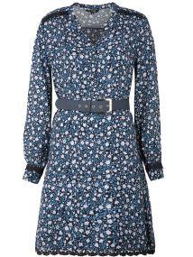 TOP SECRET top secret φλοραλ φορεμα