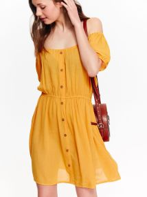 TROLL TROLL off shoulder φορεμα