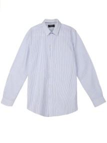 TOP SECRET top secret πουκαμισο με ριγα