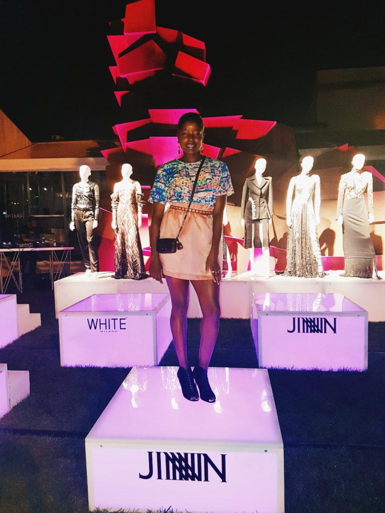 JINNNN and WHITE