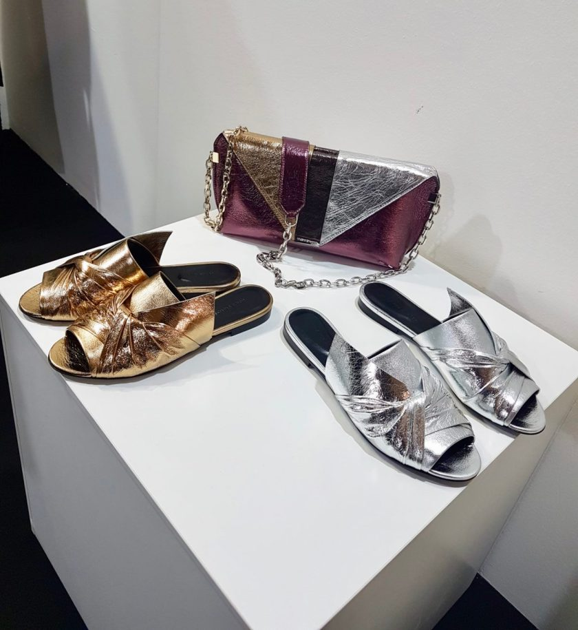 The MICAM - Anca Stetco Shoes and MuSte Studios Bags