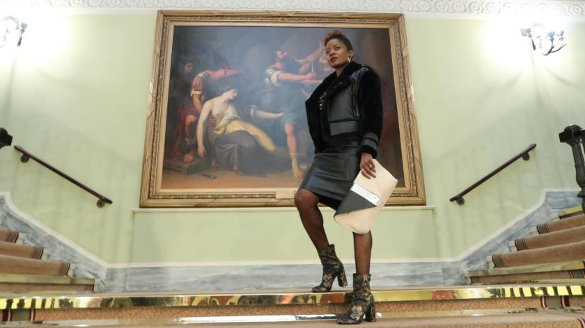 Style Icon Nat Wears Anca Stetco