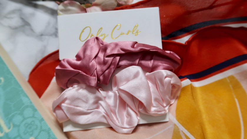 Only Curls Scrunchies - Mother's Gift Guide