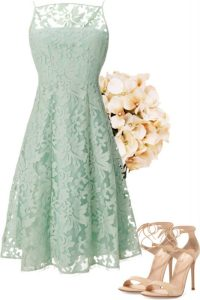 Sage Bridesmaid Dresses - Style Inspiration and Design by ...