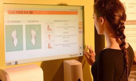 SUNfeet: novedosa tecnología para personalizar plantillas