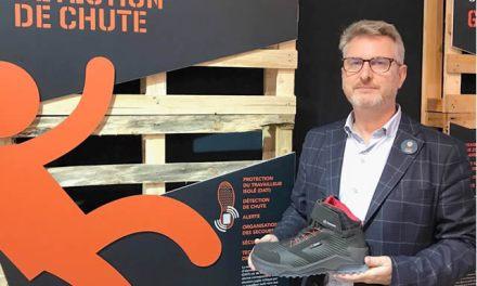 Zapatos inteligentes para detectar caídas o accidentes