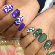 acrylic nail design fascinate