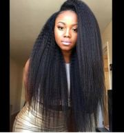 beautiful crochet braid hairstyle