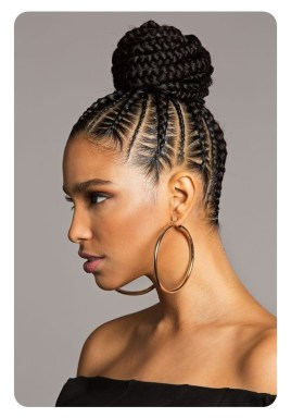 Image result for protective hairstyles