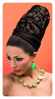 stunning beehive hairstyles