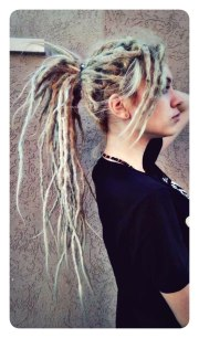 amazing dreadlock styles