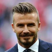 of david beckham's hairstyles