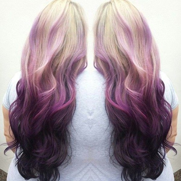 74 Hot Reverse Ombre Shades For This Summer