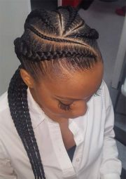 gorgeous feed in braid hairstyles