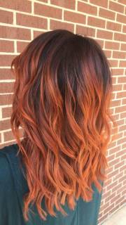 trendy and beautiful copper