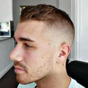 smart high and tight haircut