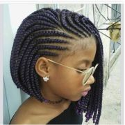 of inspired cornrow