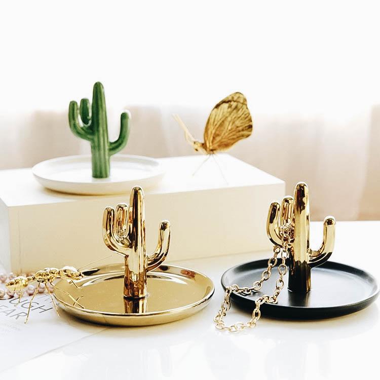 Cactus Jewelry Organizer Style Limits