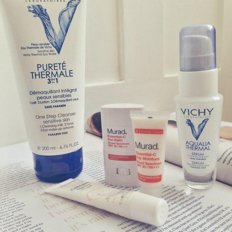 My City Break Skincare Kit: The Essentials