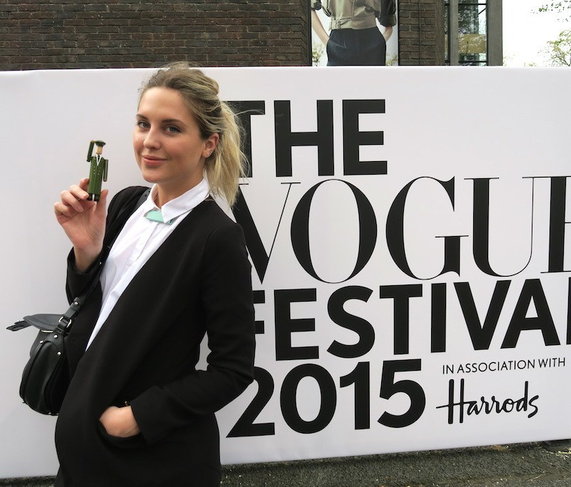 FASHION MEETS CULTURE: A WEEKEND LOOK FOR #VOGUEFESTIVAL