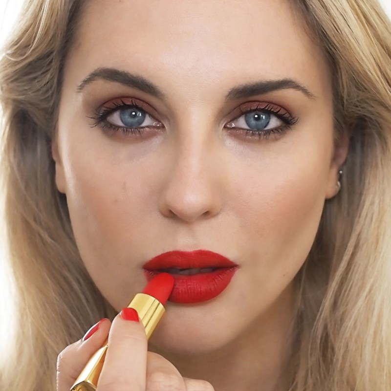 CHANEL LE ROUGE No1 MAKEUP COLLECTION TUTORIAL & 1ST LOOK