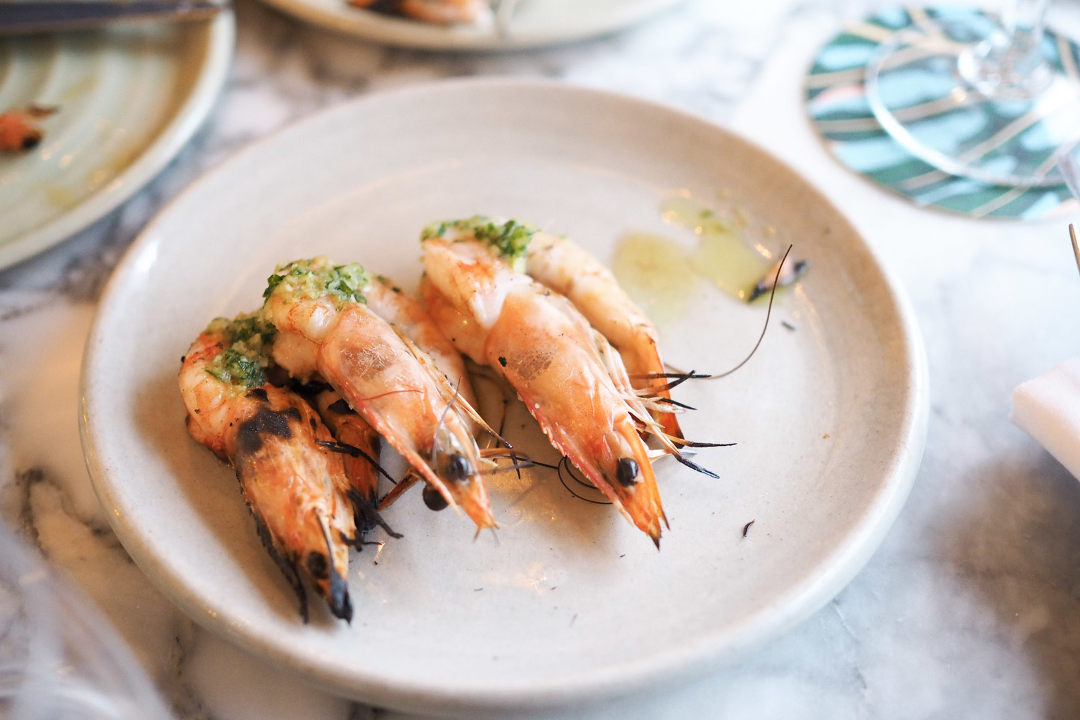 STYLE LOBSTER DINES AT GIN TONICA, THE DISTILLERY