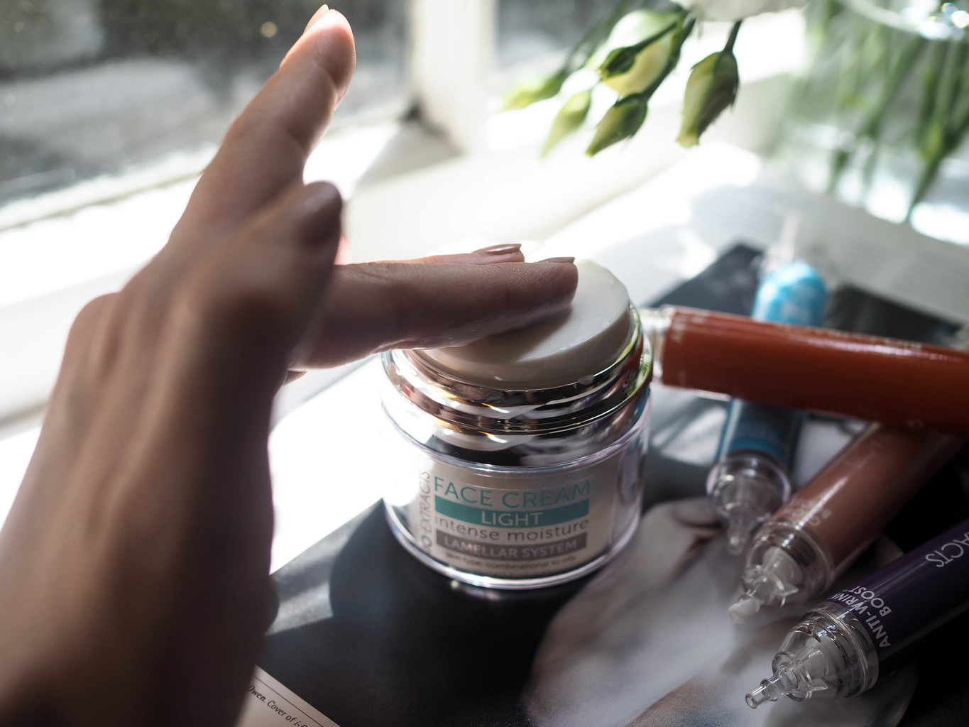 BIO EXTRACTS: AN INNOVATIVE AT-HOME-LAB SKINCARE SYSTEM