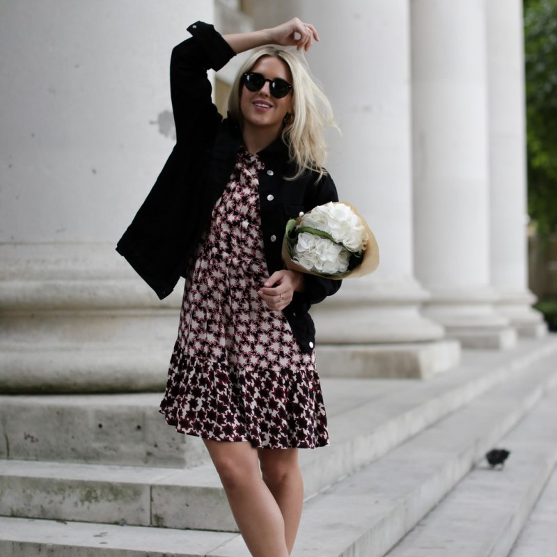 STYLE SOLUTION: THE DRESSES & TRAINERS COMBO