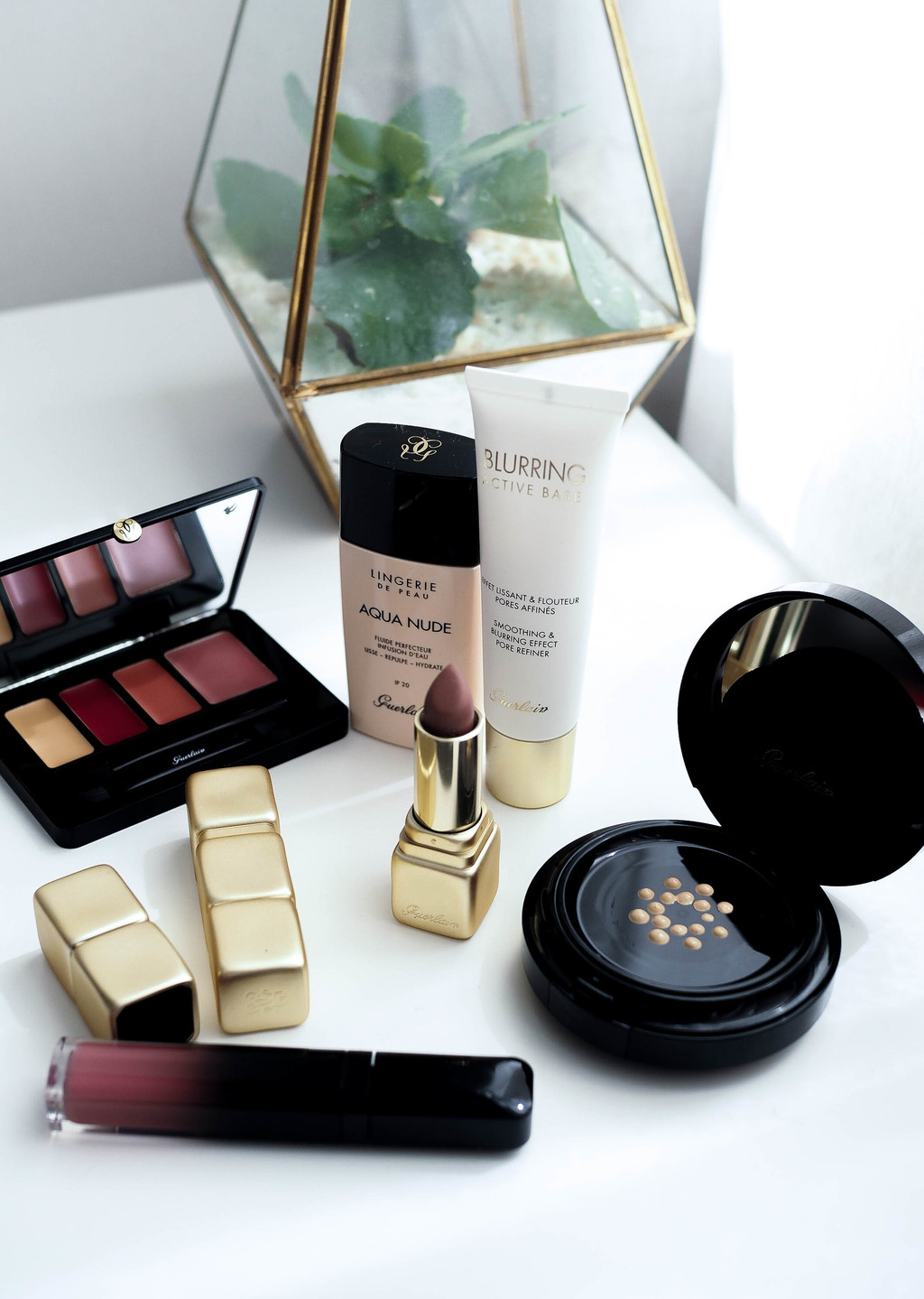 THE BEAUTY OF GUERLAIN + NEWNESS FOR FALL
