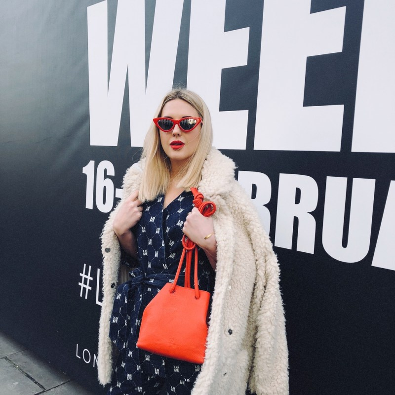 My Top London Fashion Week Outfits 2018