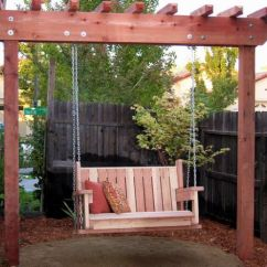 Hammock Chair Frame Diy Lowes Patio Chairs Clearance Outdoor Swings - Style Motivation