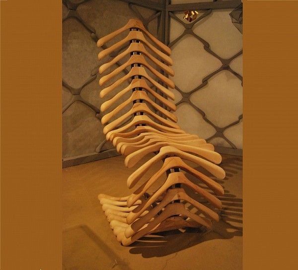 adirondack chair pattern cover rentals nova scotia 22 diy projects with repurposed hangers - style motivation