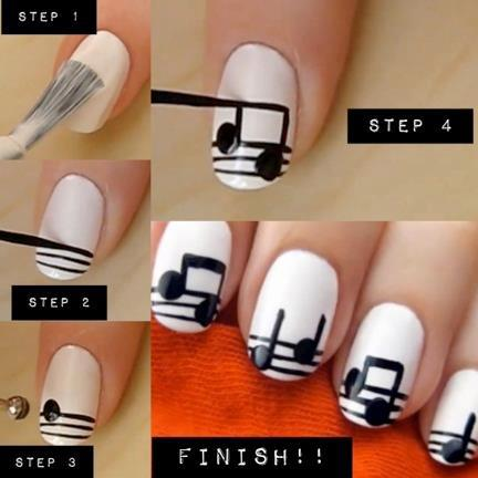 Easy Nail Designs You Can Do At Home