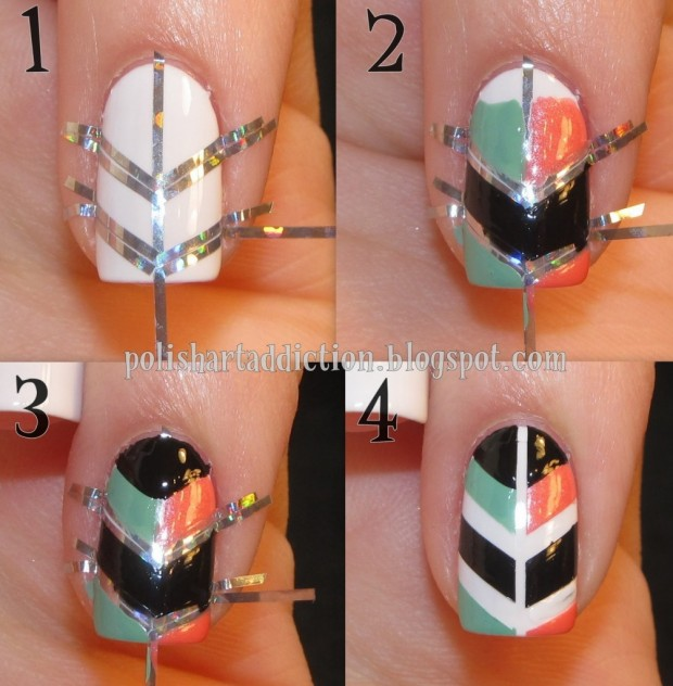 How Make Cool Nail Designs