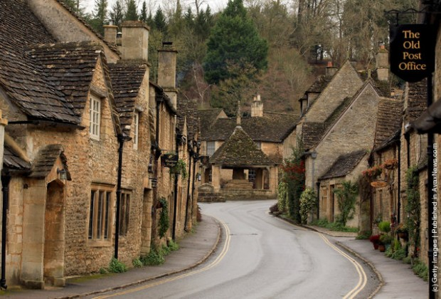 Most Beautiful Villages in the World  Style Motivation
