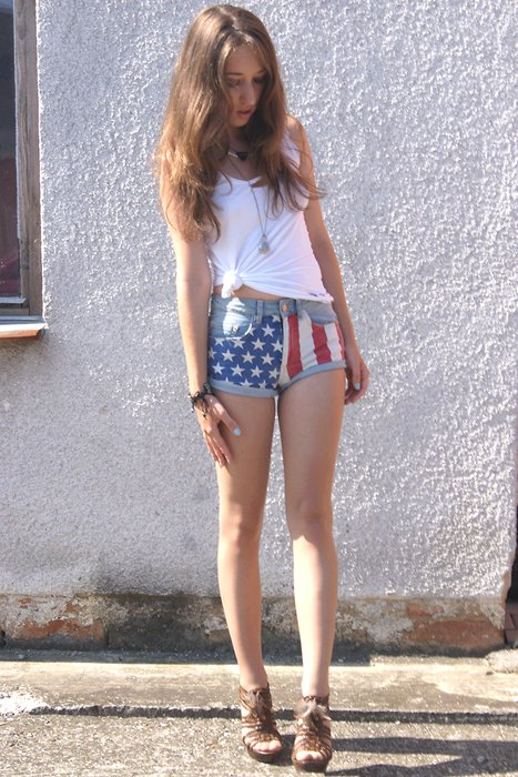 26 Amazing Outfit Ideas for 4th of July  Style Motivation
