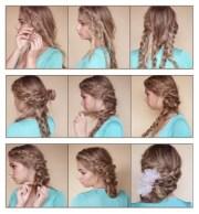 amazing braided hairstyles tutorials