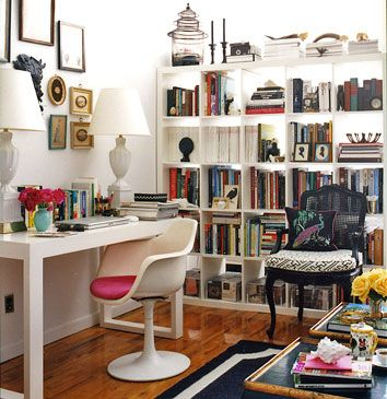 Small Office Room Decorating Ideas