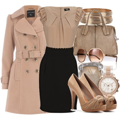 30 Classic Work Outfit Ideas  Style Motivation