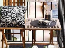 23 Amazing Decorating Ideas for Small Balcony - Style ...
