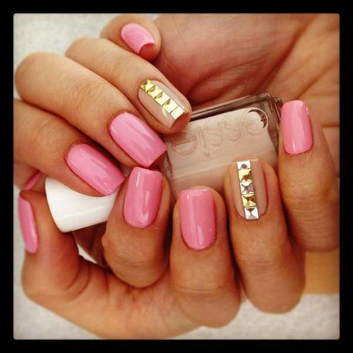 Nail Art Rhinestones Designs 2017 Ideas Images Tutorial Step By Flowers Pics Photos Wallpapers