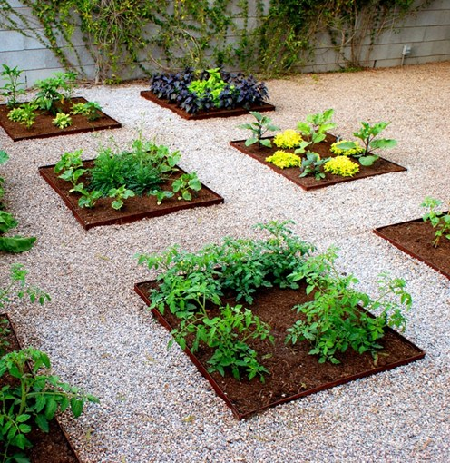 and easy diy garden projects
